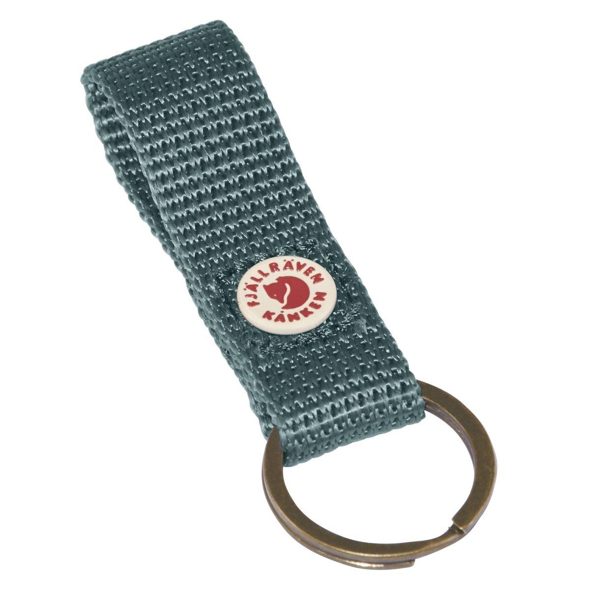 Fjällräven Kanken Keyring 23785 frost green  Schlüsselanhänger Schlüsselring