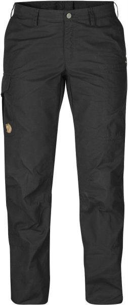 Fjällräven Karla Pro Curved Trousers 89727 dark grey  G-1000 Damen Outdoorhose