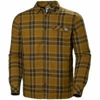 HH Helly Hansen Lifaloft Insulated Flannel Shirt 62920...