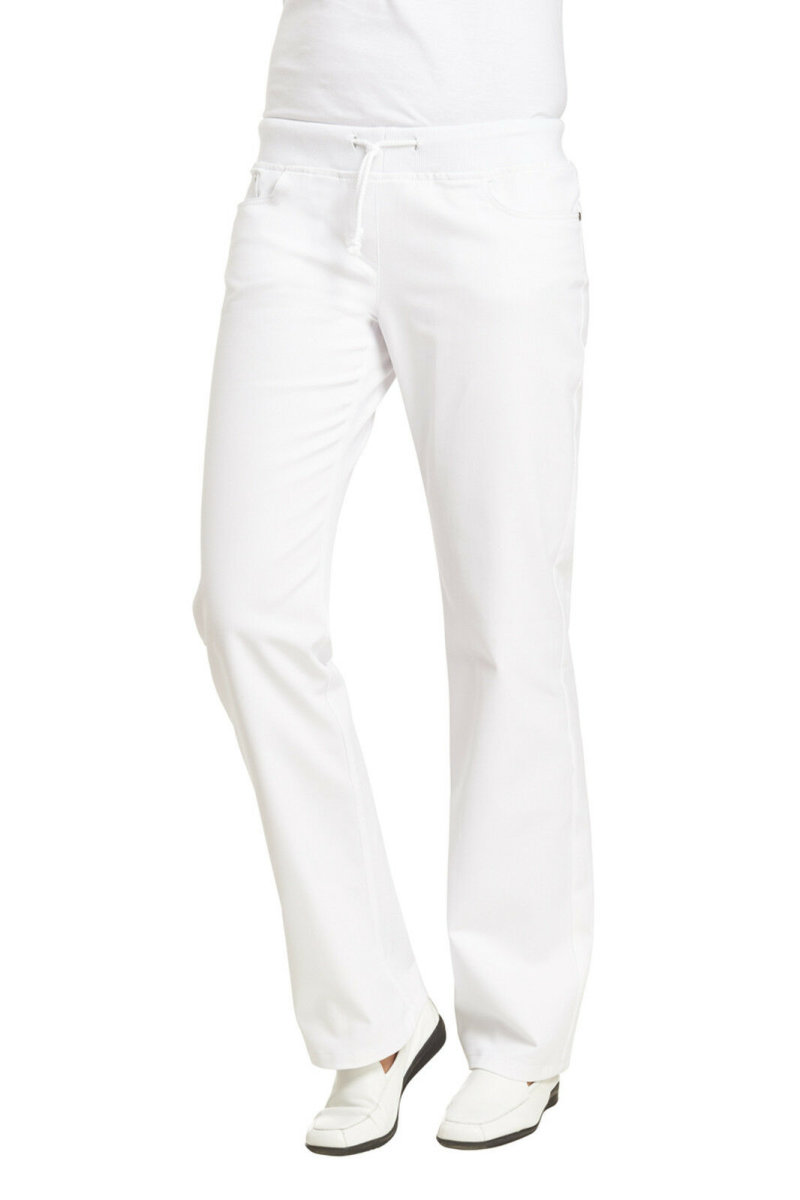 LEIBER Damenhose  08/6830   Damen Jeans Jeanshose Hose Fb. weiß Schritt 80cm 38