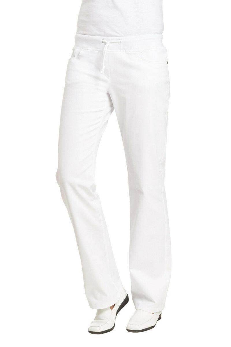 LEIBER Damenhose  08/6830   Damen Jeans Jeanshose Hose Fb. weiß Schritt 80cm 52