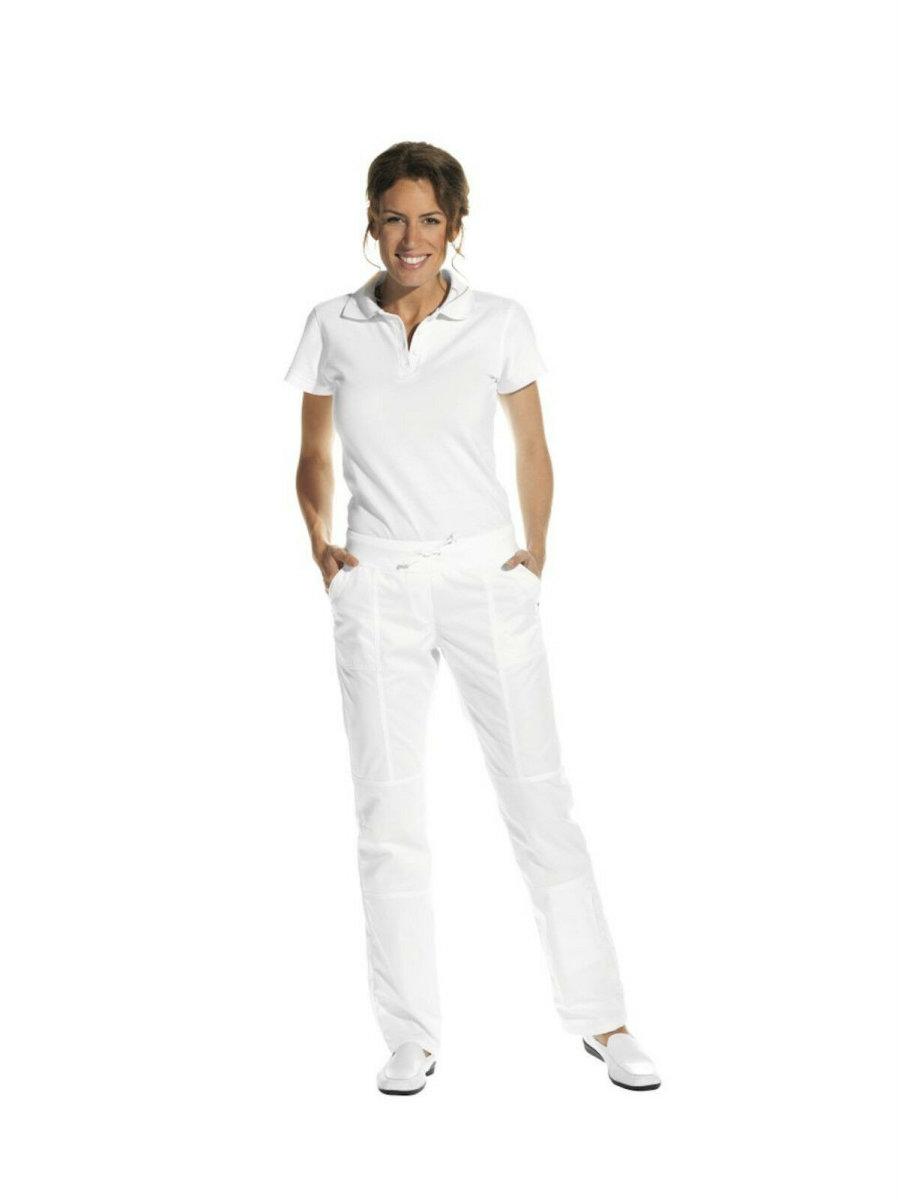 LEIBER Damenhose  08/6890  SLIM Style Damen Hose Fb. weiß  Schritt 80cm