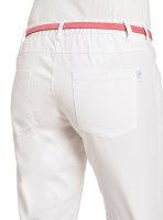LEIBER Damenhose  08/7232  Classic Style Damen Hose Fb. weiß Schritt 75cm 42K