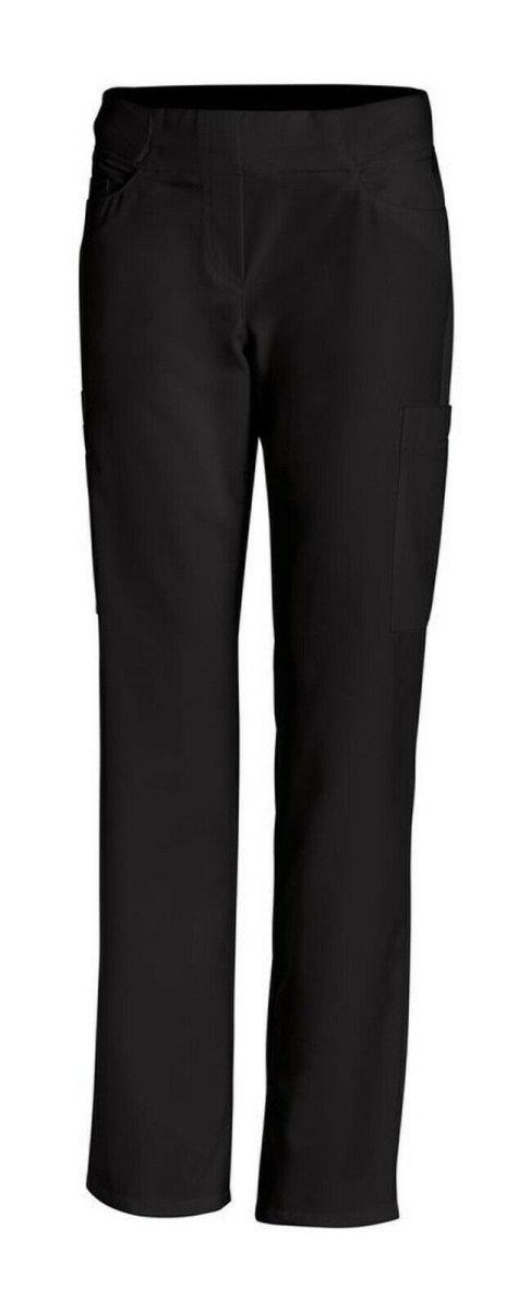 LEIBER Damenhose  08/7390  Classic Style Damen Kochhose Fb. schwarz Schritt 80cm