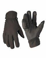 MIL-TEC Softshell Handschuhe Thinsulate schwarz Army...