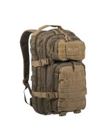 MIL-TEC US Assault Pack small ranger green / coyote...