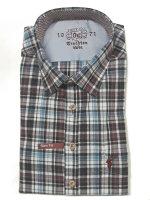 Orbis OS Trachten Hemd 3627/38  Herrenhemd Trachtenhemd...