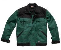 Dickies INDUSTRY300 Bundjacke IN30010 grün schwarz...