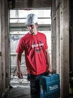 Dickies T-Shirt  SH5012 red  Workwear Brand Logo Shirt...