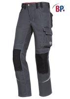 BP Workwear Arbeitshose 1803 Berufshose Workerhose Bundhose dunkelgrau / schwarz 048