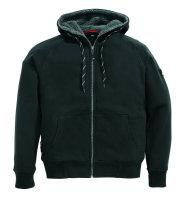 FHB Sweater Jacke  79293 JÖRG  schwarz Kapuzenjacke...