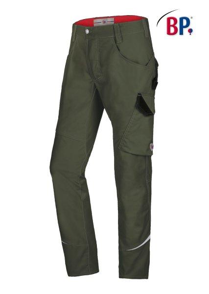 BP Workwear Arbeitshose 1980 oliv BPlus Herrenhose Berufshose High Performance