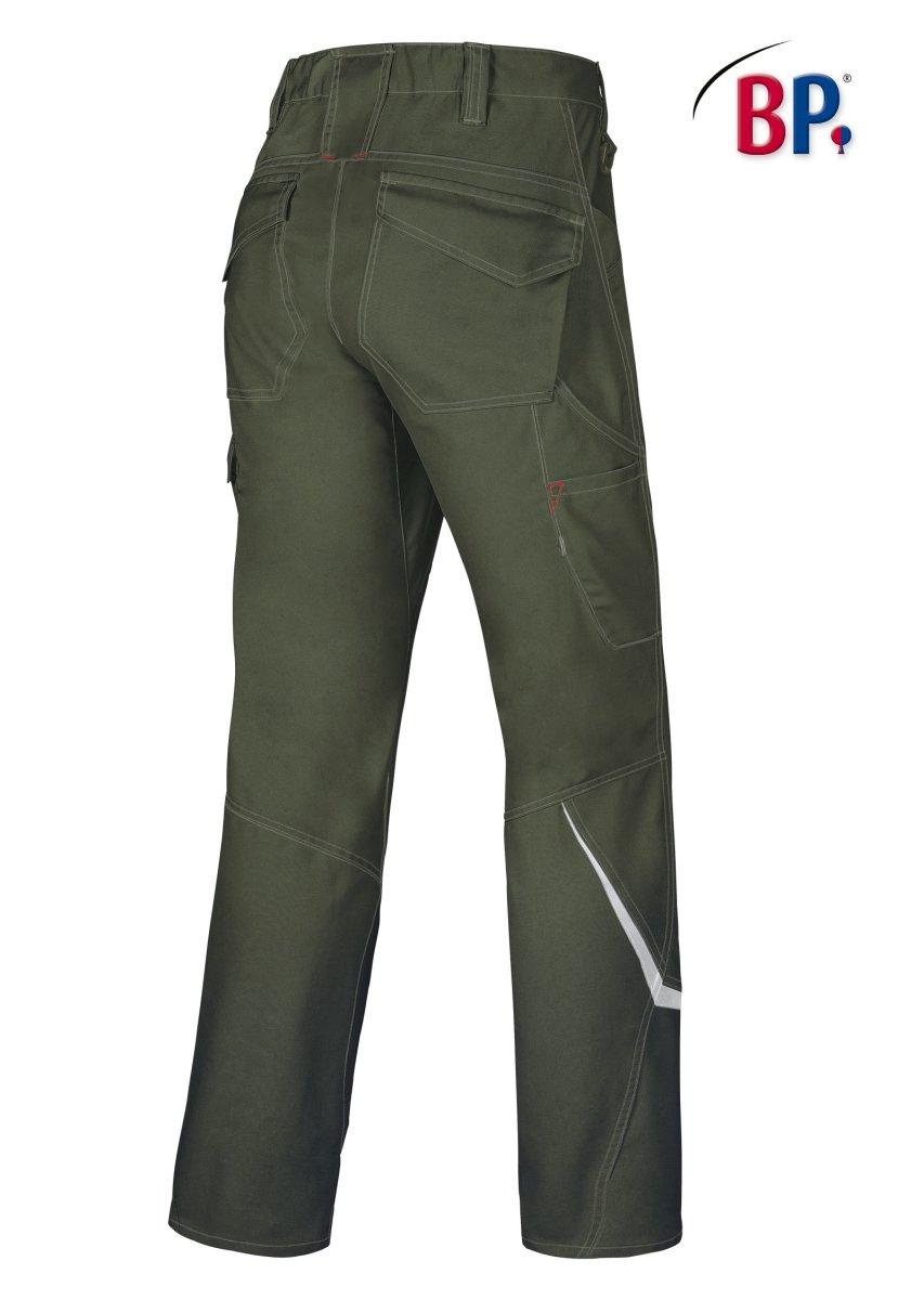 BP Workwear Arbeitshose 1980 oliv BPlus Herrenhose Berufshose High Performance 56