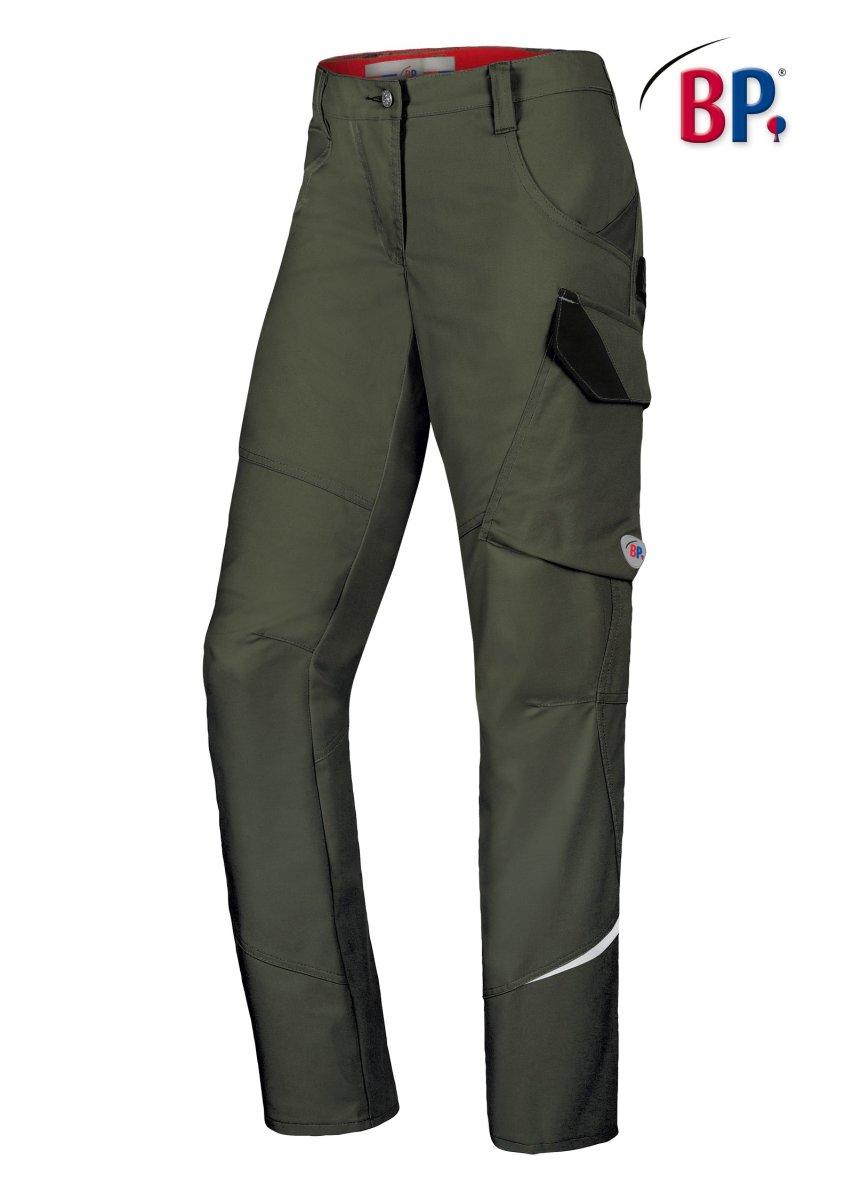 BP Workwear Arbeitshose 1981 oliv BPlus Damenhose Berufshose High Performance 40