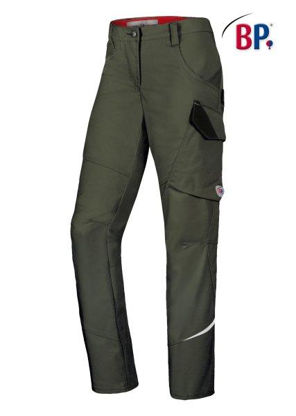 BP Workwear Arbeitshose 1981 oliv BPlus Damenhose Berufshose High Performance 42
