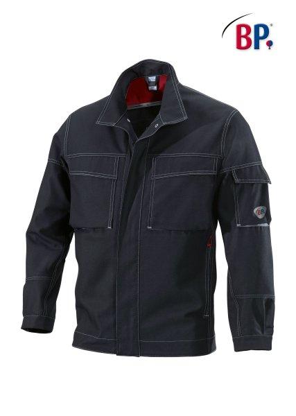 BP Workwear Arbeitsjacke 1787 Canvas Worker Jacke Berufsjacke schwarz  anthrazit 56/58