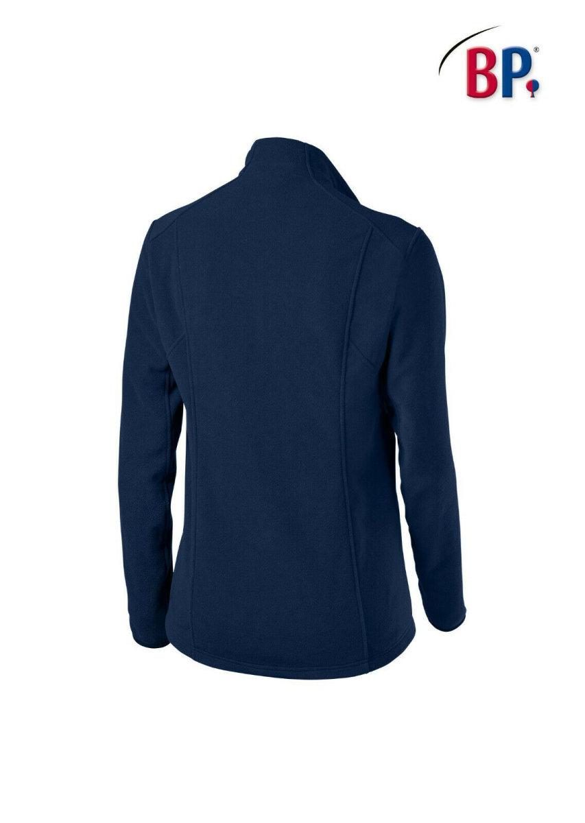 BP Workwear Damen Fleecejacke 1693 nachtblau Fleece Damenjacke Essential
