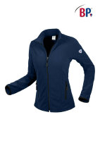 BP Workwear Damen Fleecejacke 1693 nachtblau Fleece...