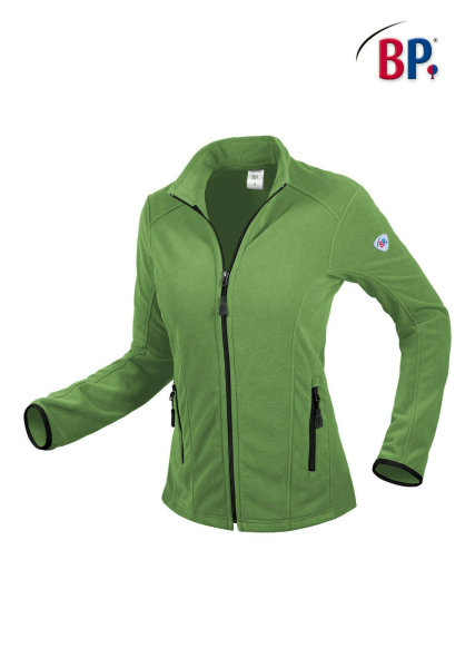 BP Workwear Damen Fleecejacke 1693 new green Fleece Damenjacke Essential