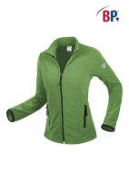 BP Workwear Damen Fleecejacke 1693 new green Fleece Damenjacke Essential S