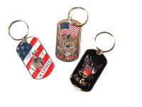 MIL-TEC  Dog Tags Army  Schlüsselbund...