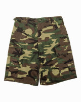 Mil-TEC Bermuda T/C woodland kurze Hose Military Shorts...