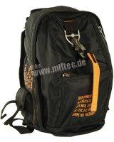 MIL-TEC Deployment Bag 6 schwarz Air Force Einsatz...