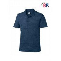 BP Workwear Poloshirt für Sie & Ihn 1712 space blau modern fit Stretch Shirt XL