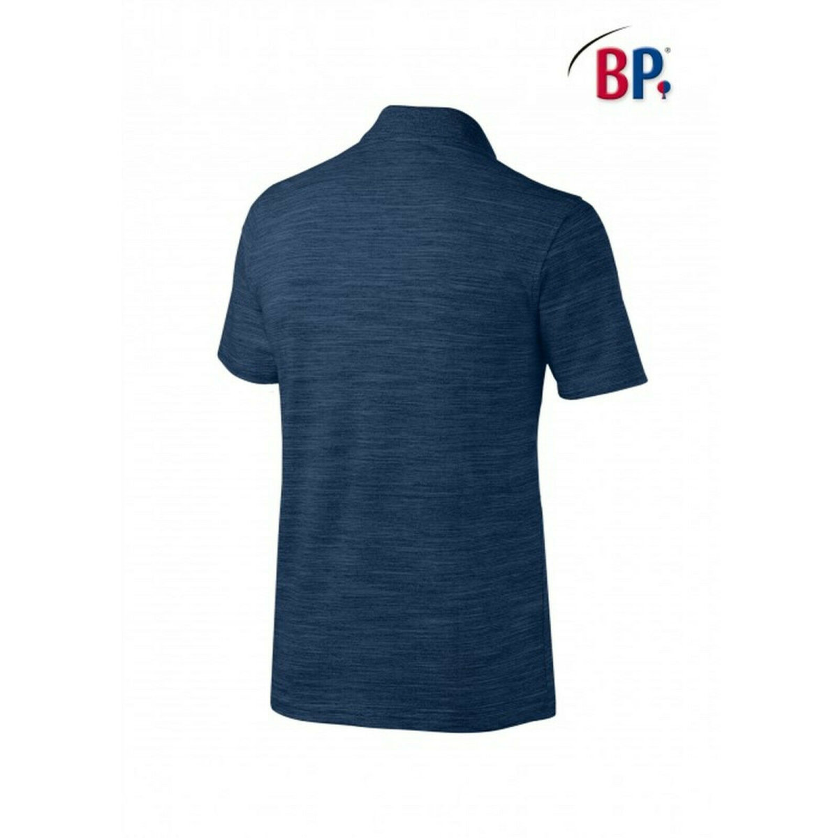 BP Workwear Poloshirt für Sie & Ihn 1712 space blau modern fit Stretch Shirt 2XL