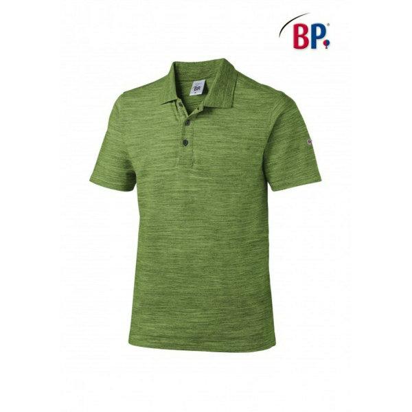 BP Workwear Poloshirt für Sie & Ihn 1712 space new green modern fit Stretch