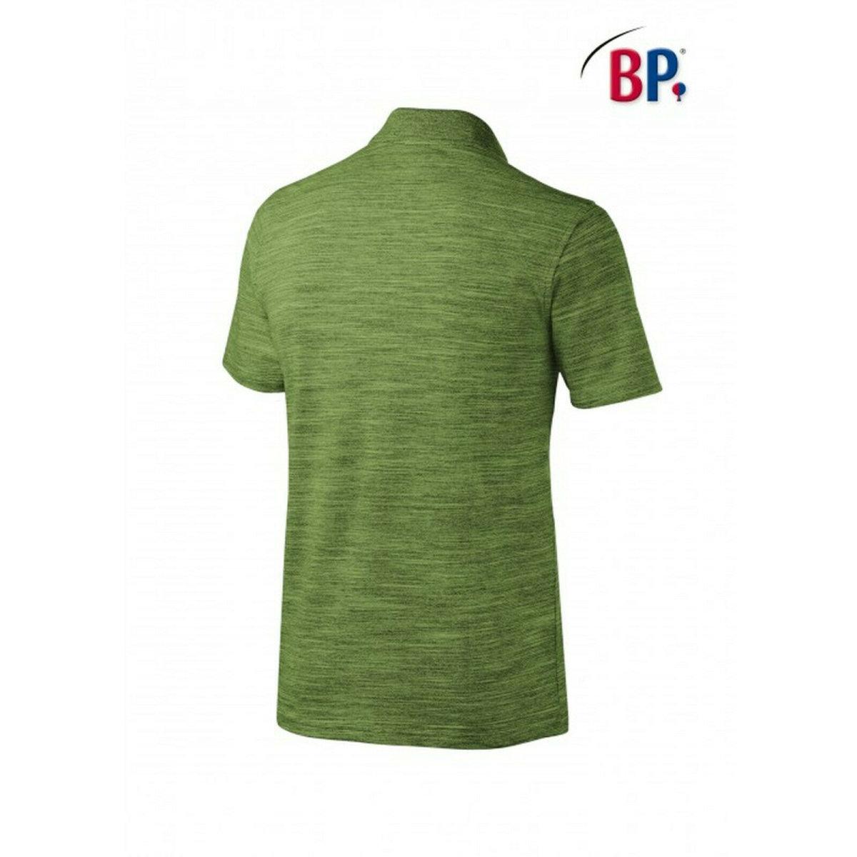 BP Workwear Poloshirt für Sie & Ihn 1712 space new green modern fit Stretch  XL