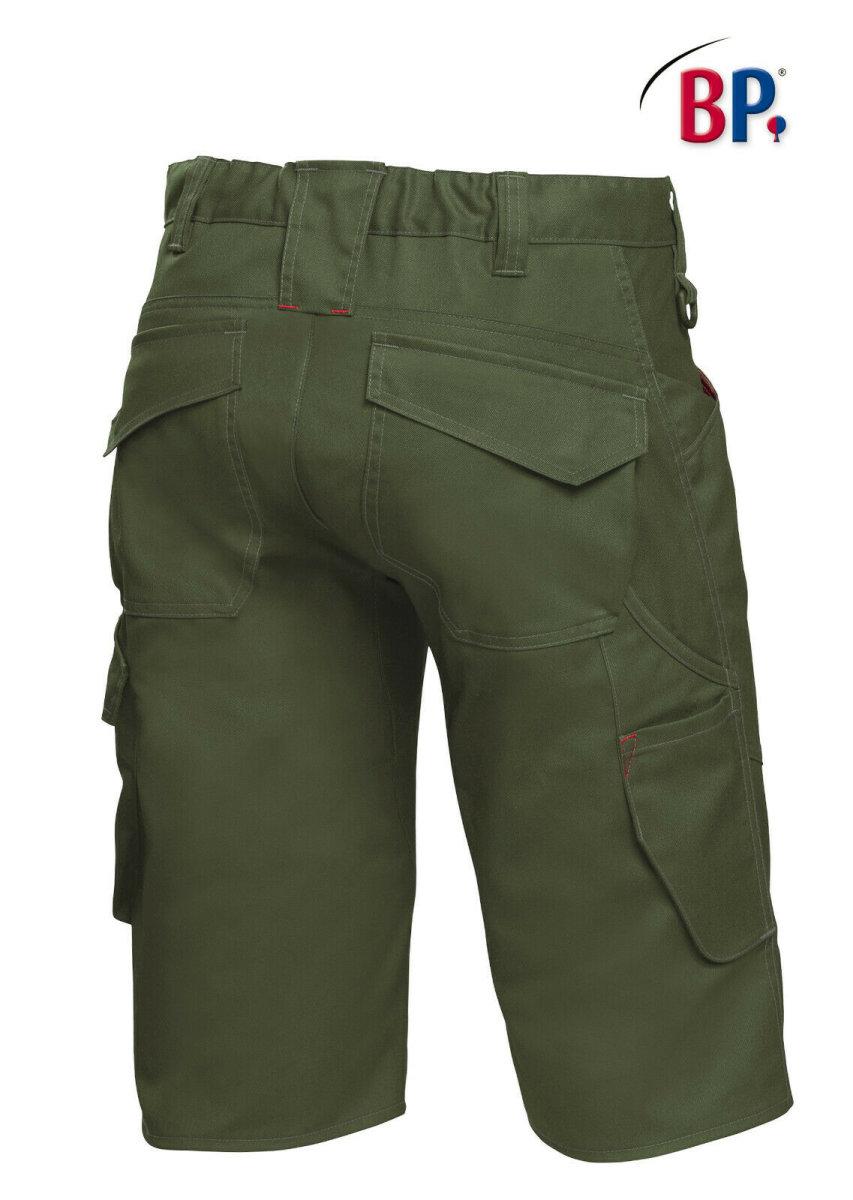 BP Workwear Shorts 1993 oliv kurze Herrenhose Arbeitshose High Performance