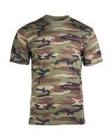 MIL-TEC Tarn T-Shirt  Army Shirt Tarn-Shirt woodland...