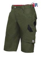 BP Workwear Shorts 1993 oliv kurze Herrenhose Arbeitshose High Performance  56