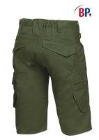 BP Workwear Shorts 1993 oliv kurze Herrenhose Arbeitshose High Performance  58