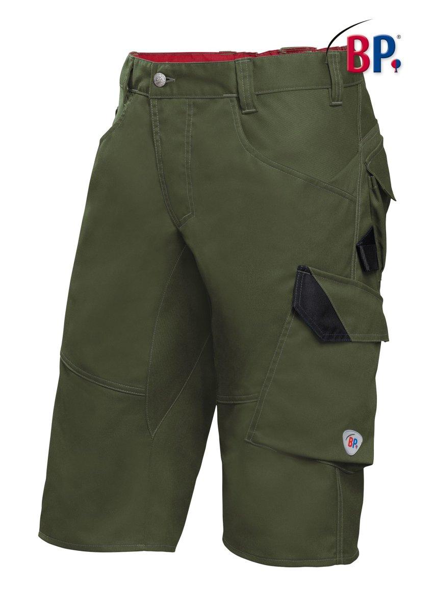 BP Workwear Shorts 1993 oliv kurze Herrenhose Arbeitshose High Performance  50