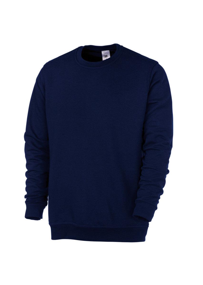 BP Workwear Sweatshirt  1623 Shirt für SIE & IHN  Pulli Sweater nachtblau unisex S