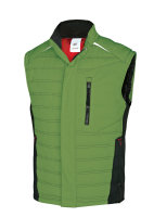 BP Workwear Thermoweste 1986 Herren Weste new green Berufsweste Herrenweste