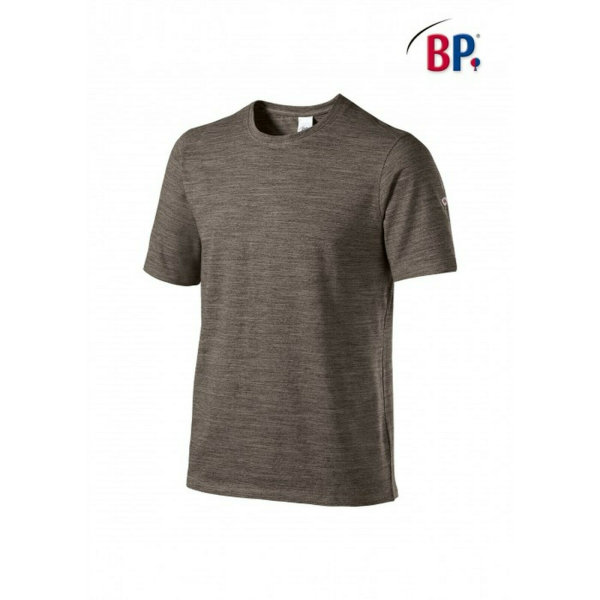 BP Workwear T-Shirt für Sie & Ihn 1714 space falke modern fit Shirt Stretch 3XL