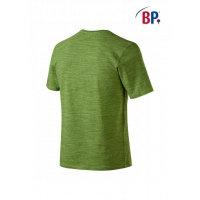 BP Workwear T-Shirt für Sie & Ihn 1714 space new green modern fit Shirt Stretch XL