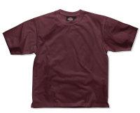 Dickies Basic T-Shirt SH34225 weinrot Workwear Baumwoll...