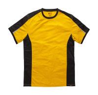 Dickies Pro T-Shirt DP1002 gelb/schwarz Coolcore Worker...