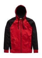Dickies T/Tone Hoodie SH3009 rot schwarz Kapuzenjacke...