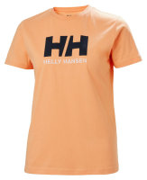 HH Helly Hansen Logo T-Shirt Women  34112 melon Damen...