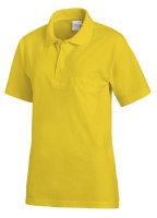 LEIBER Polo Shirt  08/241  Poloshirt 1/2 Arm  Fb. gelb...
