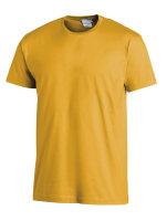 LEIBER T-Shirt  08/2447  unisex 1/2 Arm Shirt Fb. mango...