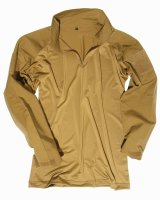 MIL-TEC  Feldhemd Tactical coyote Combat Shirt...