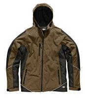 Dickies T/Tone Softshelljacke JW7010 khaki / schwarz...
