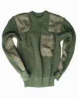 MIL-TEC Pullover Acryl  Military Bundeswehr Pullover oliv...