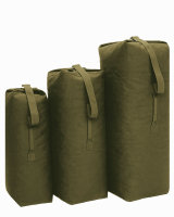 MIL-TEC Seesack Cotton oliv 125x75cm US Army Style size...